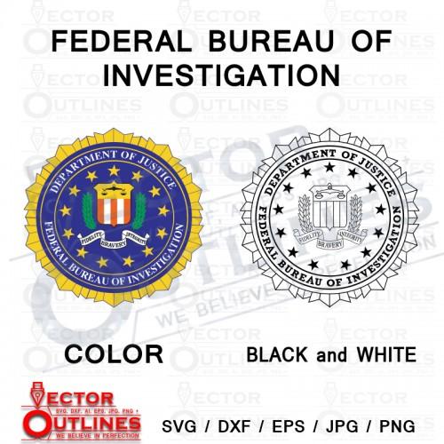 Federal bureau of investigation FBI US Department Of Justice